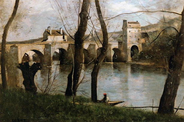 Corot-Painting