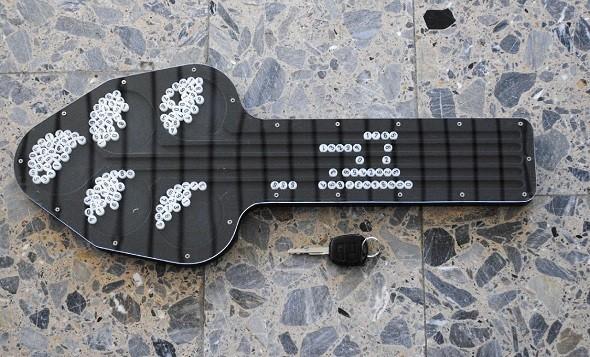 Violine-bar