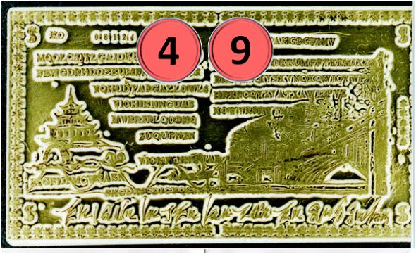 Goldbar-bar