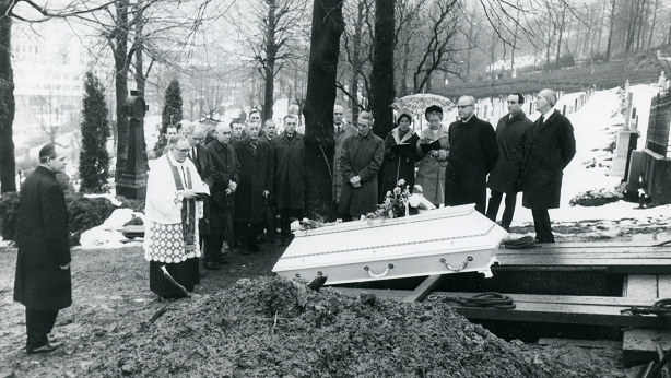 Isdal-Funeral