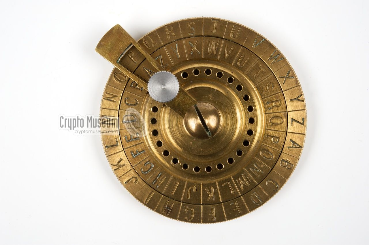 an unknown cipher device from pleidelsheim germany klausis krypto kolumne. Black Bedroom Furniture Sets. Home Design Ideas