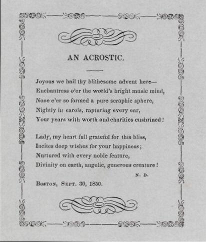 Acrostic-Dearborn