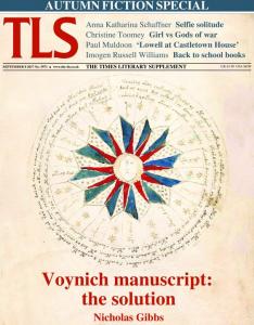 Voynich-TLS-Solution