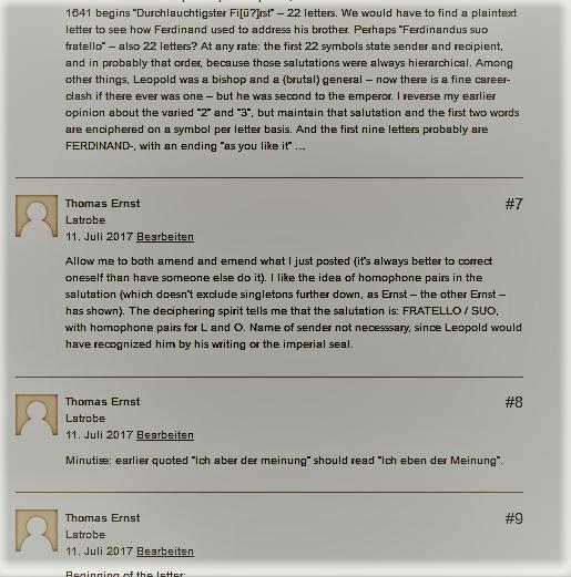 Ernst-Comments