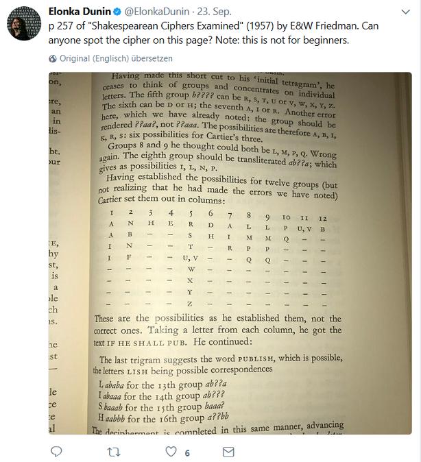 Shakespeare-Cipher-examined-Dunin