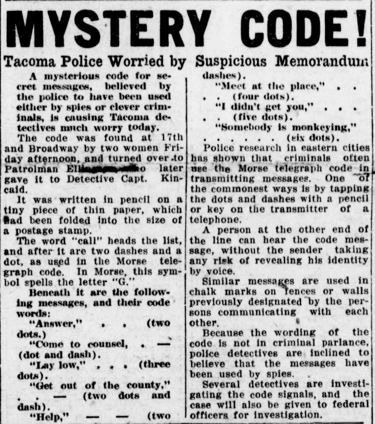 Tacoma-Newspaper-Code