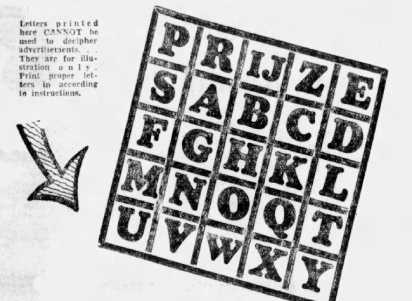 Cipher-Ad--1935-03-04-bar