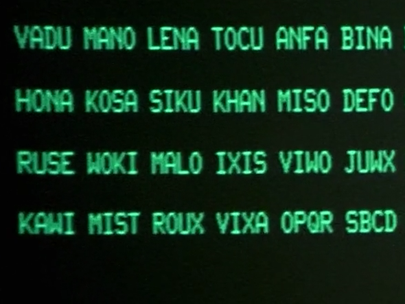 """A cryptogram from the movie """"The Professional"""""""