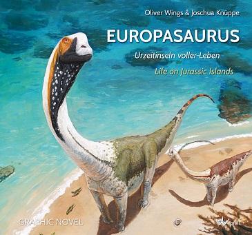 Europasaurus Graphic Novel ( (C) Joschua Knüppe)