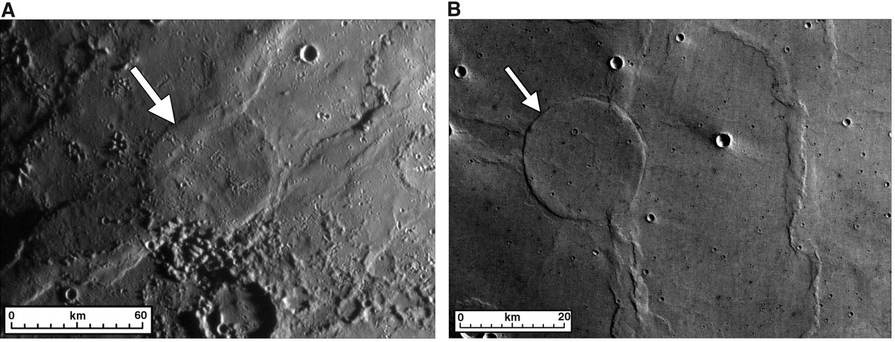Neues vom Merkur – schlechtes Facelifting, Vulkane und