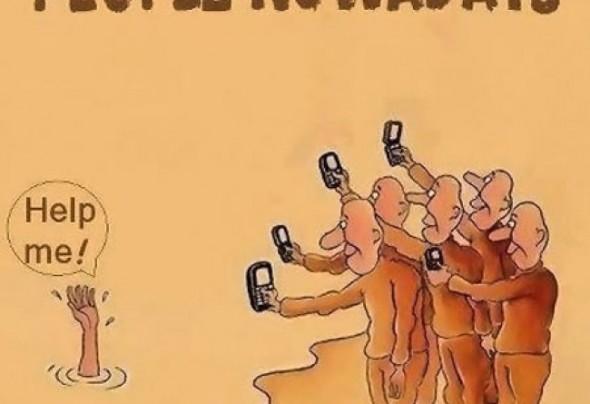 Es ist schon verblüffend, wie wenige Sekunden auch nach schlimmsten Terroranschlågen wie im Brüsseler Flughafen Menschen bereits in der Lage waren, mit Ihren Handys die Blutlachen der Sterbenden abzulichten.