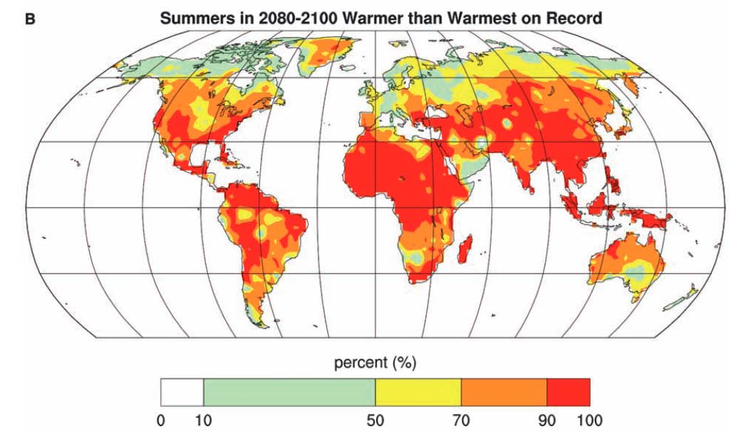impacts of vehicles on global warming