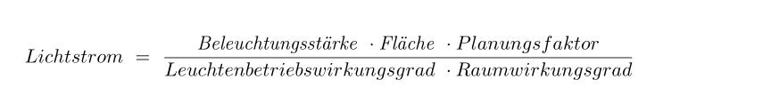 Formel_Lichtstrom_Groessen