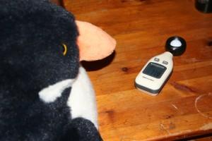 Nach den mit vorher nicht erreichter Präzission durchgeführten Messungen, ist auch Artie vom Wirkungsgradverfahren überzeugt.