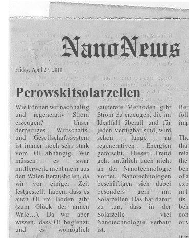 NanoNews