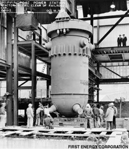 shippingport-reactor_vessel